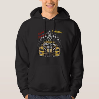 Unique Godfather Fathers Day Gifts Hoodie