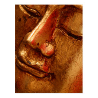 Unique Golden Buddha Designs Postcard