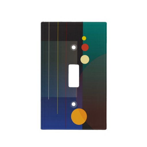 Unique Graphic Abstract Art Light Switch Cover Switch Plate Covers