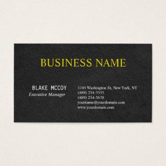 Unique Grey Elegant Pattern Classical Professional Business Card