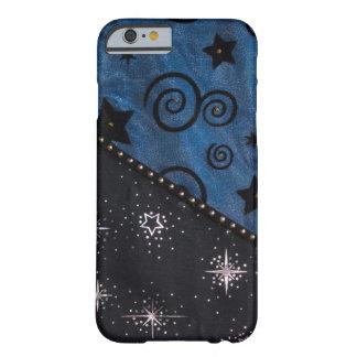Unique hand sewn fabric image iPhone 6/6s case