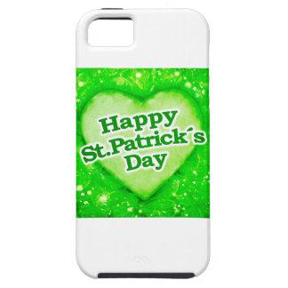 Unique Happy St Patrick´s Day Design iPhone SE/5/5s Case
