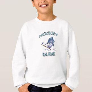 Unique Hockey Dude Sweatshirt