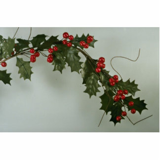Unique Holly gift for special occasions Photo Cutout