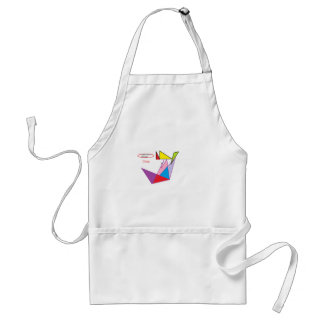 Unique items adult apron