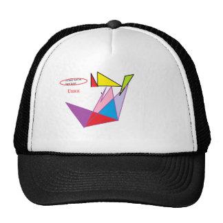 Unique items trucker hat