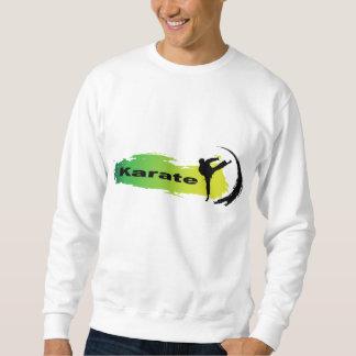 Unique Karate Sweatshirt