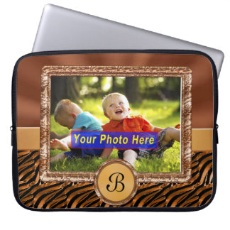 Unique Laptop Cases for Women with YOUR PHOTO Computer Sleeves