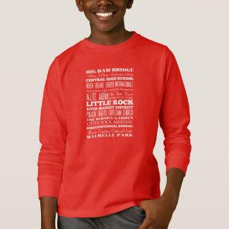 Unique Little Rock, Arkansas Gift Idea T-Shirt