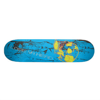 Unique! Lose Ya Head SkateBoard