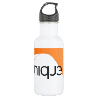 Unique Love Image Stainless Steel Water Bottle