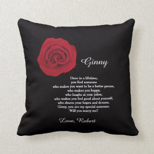 Creative Marriage Proposals Gifts on Zazzle