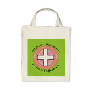 Unique Medical Assistant Gifts Tote Bags