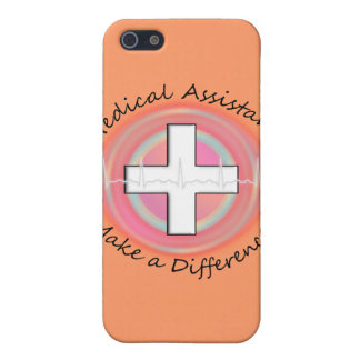 Unique Medical Assistant Gifts Cover For iPhone SE/5/5s