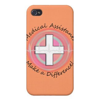 Unique Medical Assistant Gifts Covers For iPhone 4