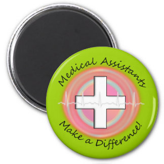 Unique Medical Assistant Gifts Magnets