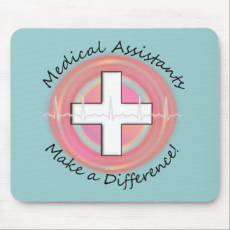 Unique Medical Assistant Gifts Mouse Pad