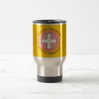 Unique Medical Assistant Travel Mug