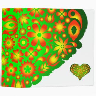 Unique Memories with heart - Binder