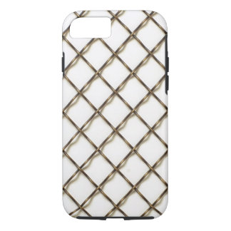 Unique Metallic Abstact Pattern iPhone 7 Case