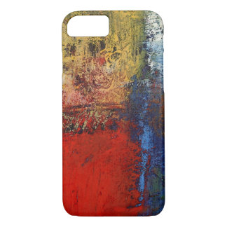 Unique Modern Abstract Artwork iPhone 7 Case