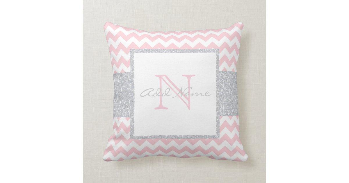 Pink And Grey Pillows Decorative & Throw Pillows
