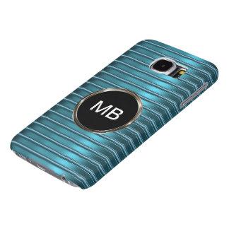 Unique Monogram Style Samsung Galaxy S6 Case