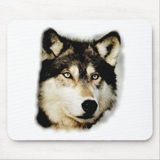 Unique Motivational Wolf Mouse Pad