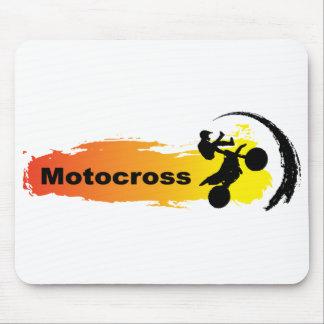 Unique Motocross Mouse Pad