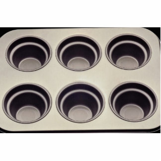 Unique Muffin pan Acrylic Cut Out