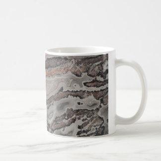 Unique Natural Rock Crazy Lace Agate Coffee Mug