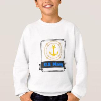 Unique Navy Collection Sweatshirt