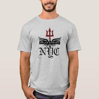 Unique New York City Shirt: Hells Kitchen District T-Shirt
