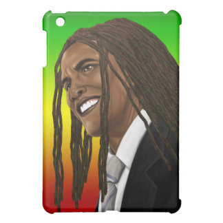 Unique Obama Rasta Reggae Dreadlocks iPad Mini Case