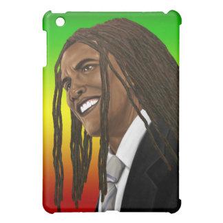 Unique Obama Rasta Reggae Dreadlocks iPad Mini Case