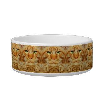 Unique Ocicat Cat Feed Bowl