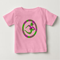 Unique Om Symbol - Baby Yoga Clothes Baby T-Shirt