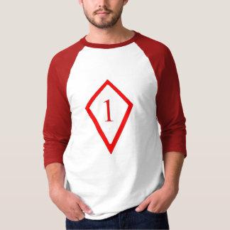 Unique one  shirt