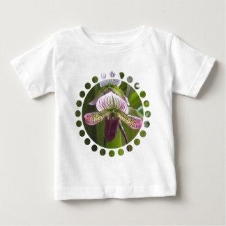 Unique Orchid Baby T-Shirt