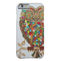 Unique Owl Design IPhone 6 Case