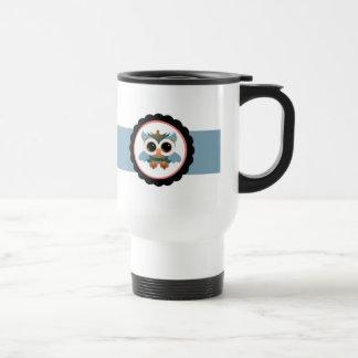 Unique Owl Mug