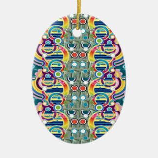 Unique Patterns NavinJOSHI Heal Grand Master India Christmas Tree Ornament