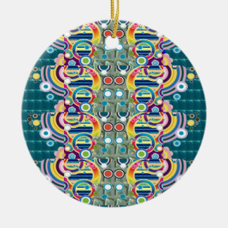 Unique Patterns NavinJOSHI Heal Grand Master India Christmas Ornament
