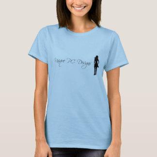 Unique PC Designs-Ladies T T-Shirt