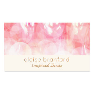 Facial massage business cards templates zazzle for Abstract beauty salon