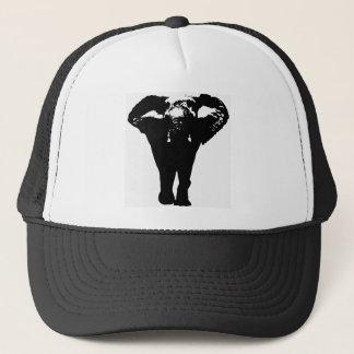 Unique Pop Art Elephant Trucker Hat