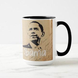 unique pro obama mug