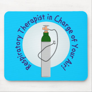 Unique Respiratory Therapist Gifts Mouse Pad