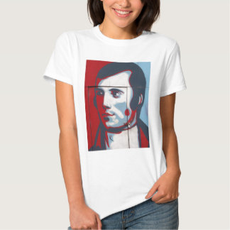Unique Robert Burns Street Art! T-Shirt