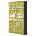 Unique San Diego, California Gift Idea Kindle Case